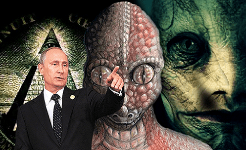 Ο Πούτιν σπάει τη σιωπή του: «Η παγκόσμια ελίτ δεν είναι ανθρώπινη» αλλά «ψυχρόαιμα υβρίδια»