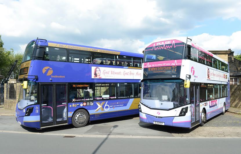 Focus Transport New Vehicles For Leeds Bradford