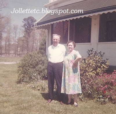 Orvin and Lucille Davis https://jollettetc.blogspot.com