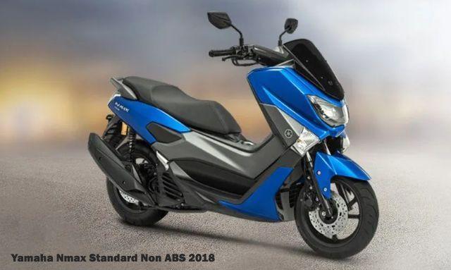 Review Detail Yamaha Nmax Standard 155 Non ABS Tahun 2018
