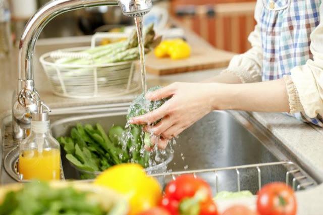 kinh nghiệm bảo quản rau trong siêu thị