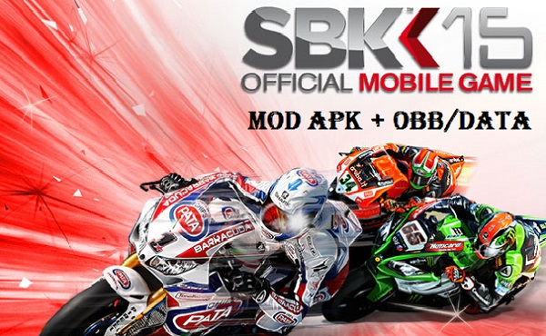 Download SBK15 Official Mobile Game Mod Apk Data Game