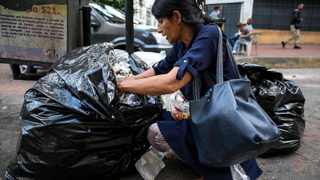 Venezolanos necesitan medio sueldo mínimo para alimentar a su familia un día