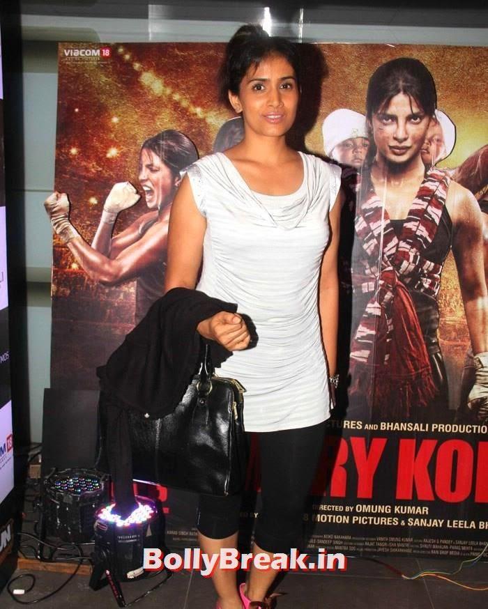 Sonali Kulkarni, 'Mary Kom' Premiere Pics