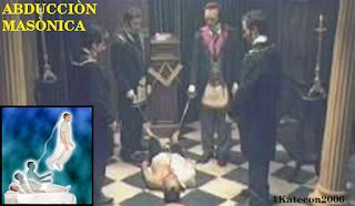 Abducción masónica y efectos del uso de tecnología. Caso hipnosis Corrado Malanga #Katecon2006
