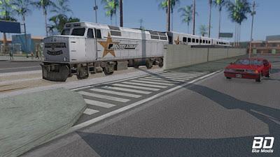 Baixar/download mod mapa Ruas Brasileiras v2.0 para GTA San Andreas , Jogo GTA SA PC