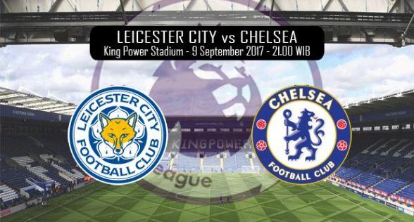 Jadwal Siaran Langsung Leicester City vs Chelsea