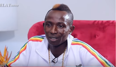 I only take Guinness; I don't like alcohol – Patapaa
