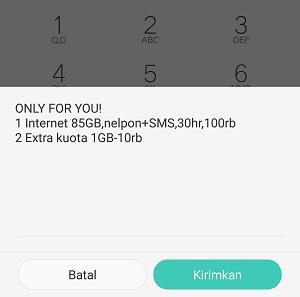 Promo data Paket internet Murah kuota melimpah indosat ooredoo