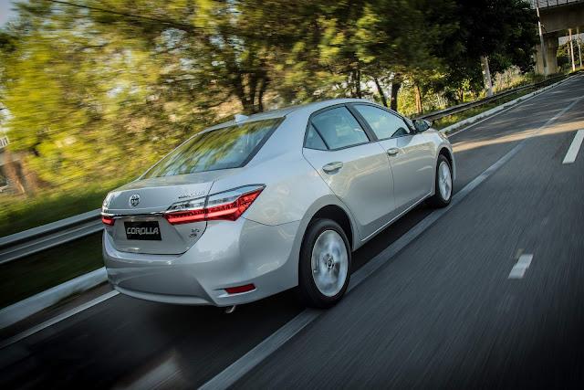 Toyota Corolla XEi 2018 PCD