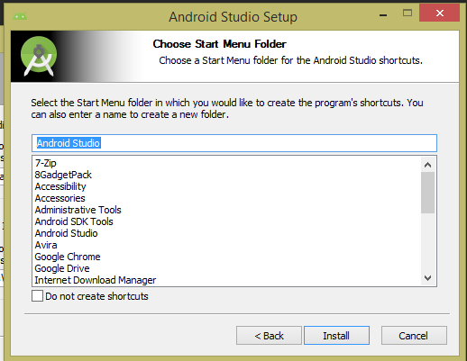 ZERO-DaY(Code ANALYSIS): How to install Android studio on