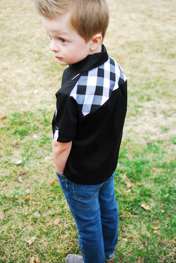 Youtube Boys In Makeup: {New Pattern} Maxwell Top For Boys