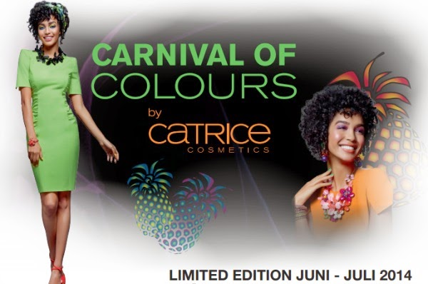 Catrice Carnival of Colours - Limited Edition