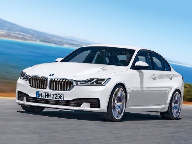 Next Gen 2018 BMW 3 Series White Color Hd Pictures