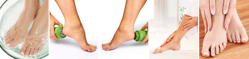 Kit Pedicure Feet Up Care da Oriflame: Passo a Passo