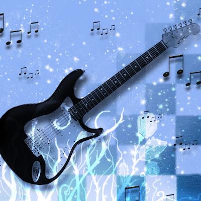 GambarGambar Gitar Keren