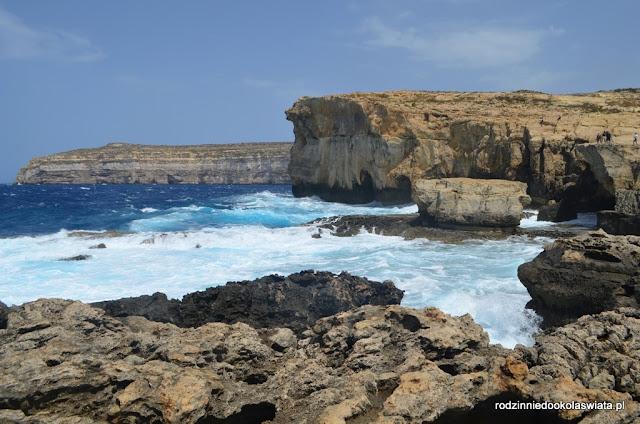 Malta z dzieckiem- Gozo w jeden dzień