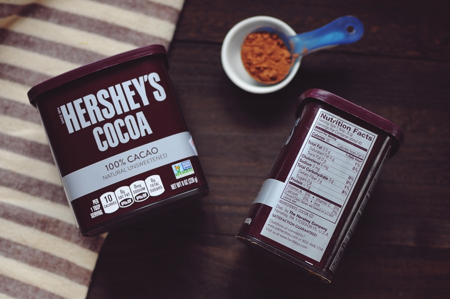 Hershey's 100% cacao