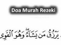 Doa Murah Rezeki Dalam Rumi Beserta Maksudnya