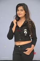 Neha Deshpandey in Black Jeans and Crop Top Cute Pics Must see ~  Exclusive Galleries 042.jpg