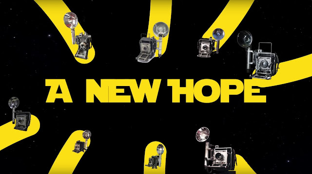 How A Camera Flash Became Star Wars Legend