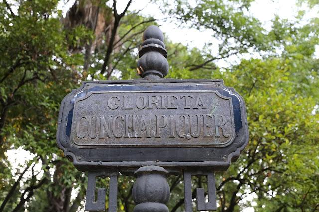 Glorieta de Concha Piquer
