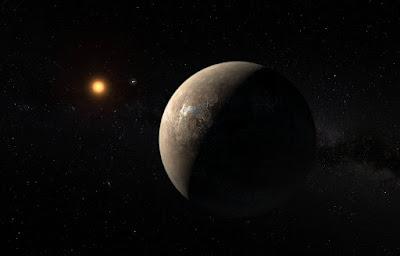 Proxima centauri b pictures