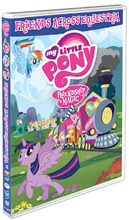 Friends Across Equestria DVD Box
