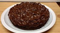 Chocolate Almond Flour Beet Cake with Avocado Frosting (Paleo, Gluten-Free, Grain-Free, Vegan).jpg
