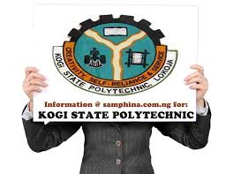 Kogi State Polytechnic Post UTME Form2019