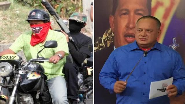SECTORES ARMADOS DEL MUNDO CIVIL: LOS COLECTIVOS