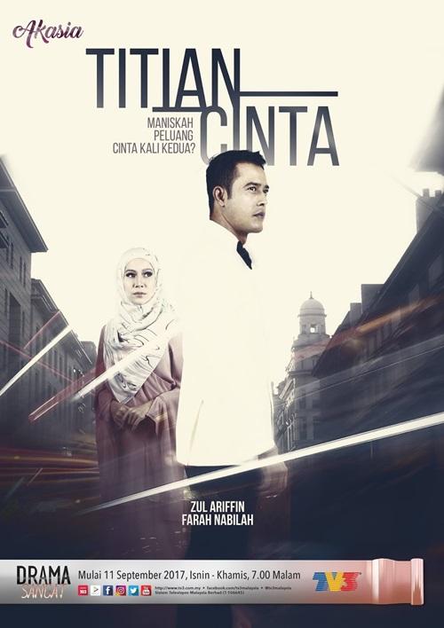 Pelakon Drama Titian Cinta TV3, pelakon utama, pelakon pembantu, pelakon tambahan drama Titian Cinta TV3