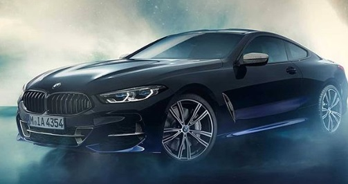 BMW Night Sky Design