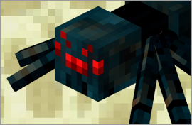 Minecraft Cave Spider Figures