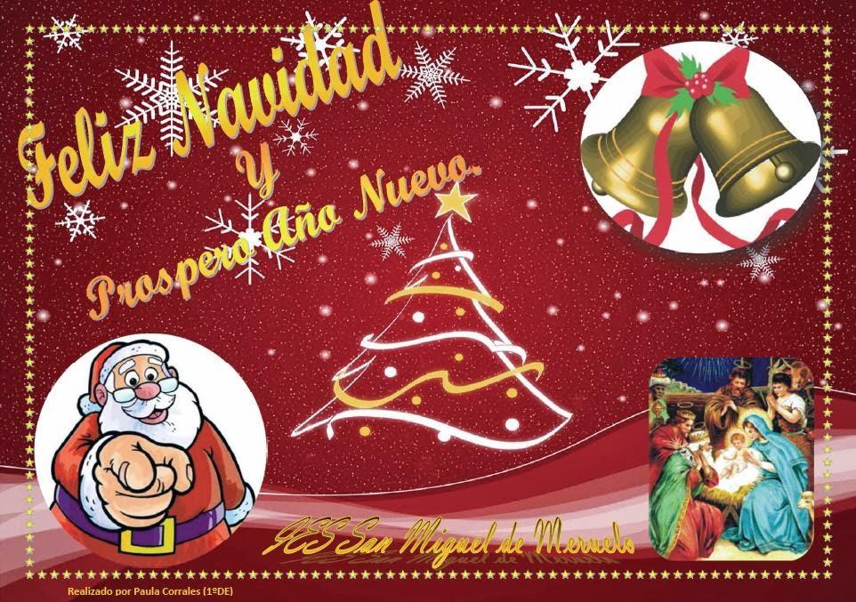Tarjetas De Navidad Para Descargarimágenes Para Descargar: Tarjetas,postales E Imagenes De Navidad Para Descargar E