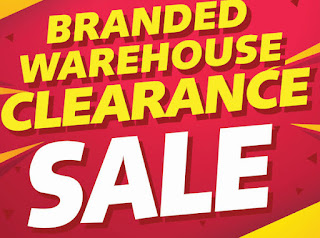 ZARA Superdry & Branded Warehouse Clearance Sale April May 2018