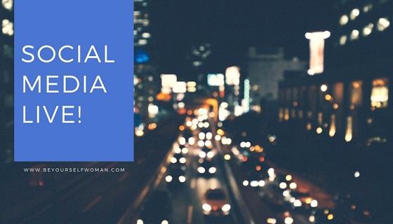 Social Media Live! Mencari Ketentraman Ditengah Keriuhan