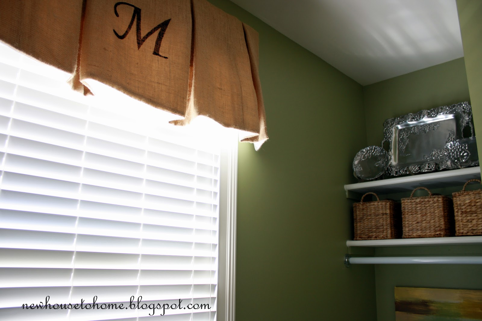 New House to Home: Laundry Room Reveal