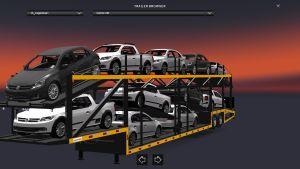 Trailer VW Stork V 2.0