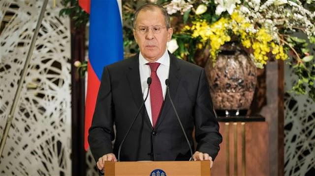 Russia's Foreign Minister Sergei Lavrov warns Britain against more anti-Russia measures