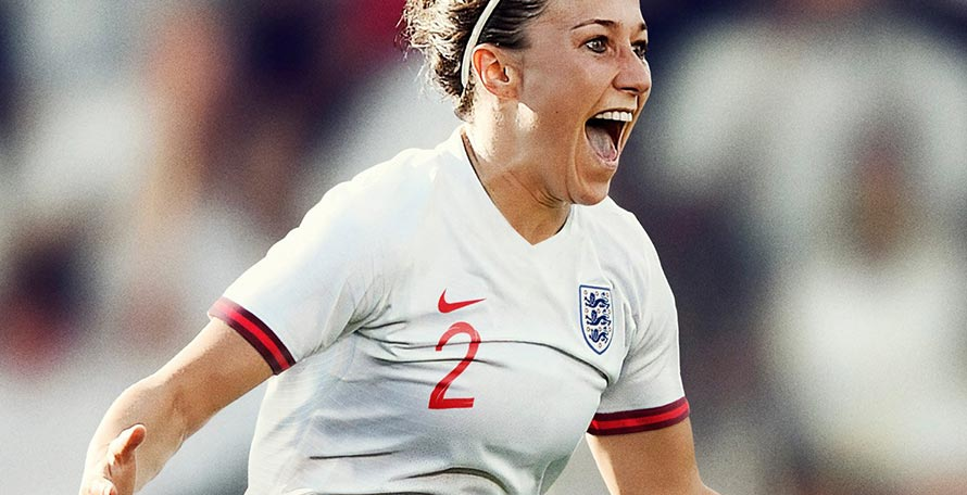 e87d032913a Free worldwide delivery on all orders. Stunning Nike England 2019 Women s  World Cup ...