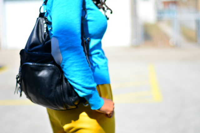 yellow pants outfit pinterest