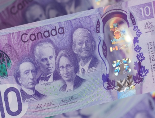 Bank of Canada unveils New $10 banknote