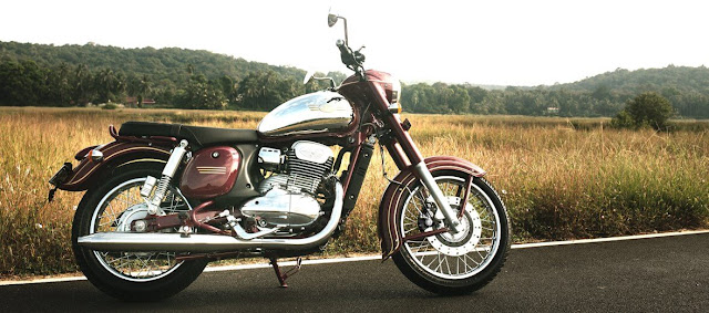 Jawa India motorcycle