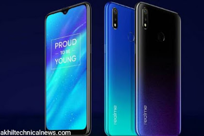 Realme 3- price, Full Specification & Feature Price in India