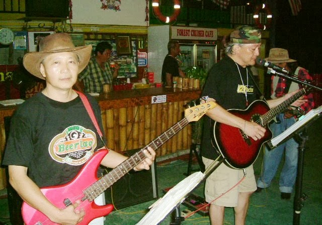 my country band Cosmic Cowboys