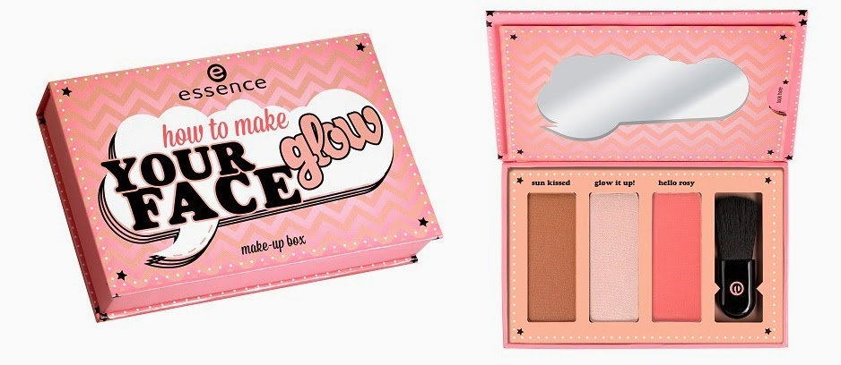 palette how to make your face glow