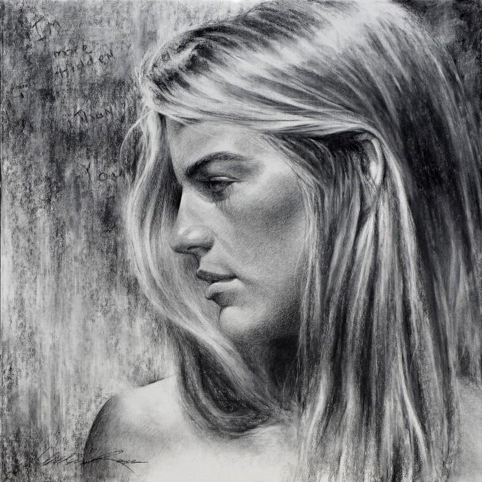 Фигуративные картины и портреты. William Rose 17