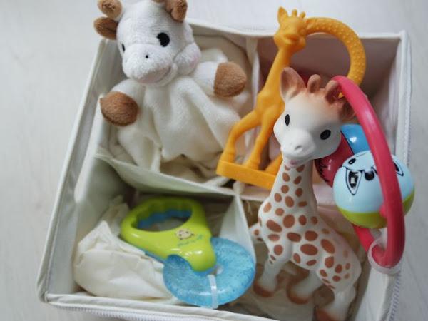 Bientôt un nouveau copain pour Sophie la Girafe !