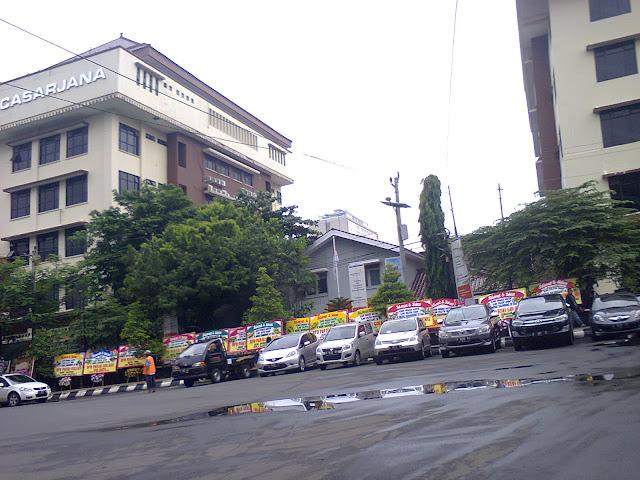 Semarang dari Sisi Jalan Hayam Wuruk